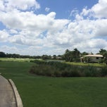 Photo taken at Addison Reserve Country Club by Ana N. on 5/18/2014