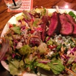 Photo taken at Outback Steakhouse by Jake M. on 2/12/2013