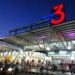 Photo taken at Terminal 3 by widya a. on 3/12/2013