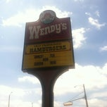 Photo taken at Wendy's by Joshua S. on 6/27/2013