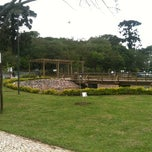 Photo taken at Bosque Municipal de Pinhais by Fernando F. on 10/21/2012