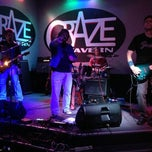 Photo taken at CraZe Tavern by Dra L. on 8/17/2013