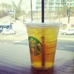 Photo taken at Starbucks by Stella R. on 4/4/2013