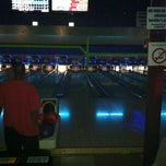 Photo taken at Bandera Bowling Center by Jesseca P. on 12/2/2012
