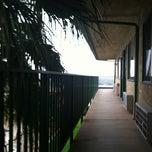 Photo taken at Rodeway Inn Red Hills by Lauren S. on 10/11/2012