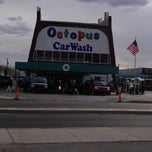 Photo taken at Octopus Car Wash by Beverly M. on 3/30/2013
