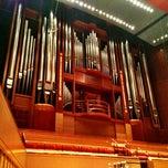 Photo taken at Morton H. Meyerson Symphony Center by Caleb M. on 5/25/2013