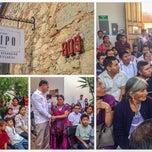 Photo taken at Instituto Oaxaqueno de las Artesanias by Gabino C. on 8/15/2014