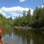 Photo taken at Au Sable River by Lynn D. on 8/16/2013