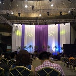 Photo taken at GBI JCC Senayan by Bartel L. on 9/23/2012