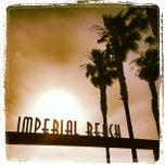 Photo taken at Imperial Beach Pier by Matthew L. on 6/4/2013