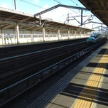 Photo taken at 新白河駅 1番線ホーム by Kudo A. on 11/25/2013