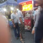 Photo taken at Pasar Malam by Shah D. on 1/4/2014