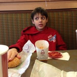 Photo taken at Arby's by Andrew H. on 2/2/2013