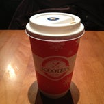 Photo taken at Scooter's Coffeeehouse by Jill C. on 12/23/2012