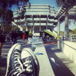 Photo taken at Library Walk by Christian M. on 10/4/2012