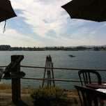 Photo taken at Beaches Restaurant & Bar by Lauren O. on 9/15/2012