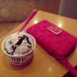 Photo taken at Baskin robbins31 by Heedori K. on 6/18/2013