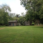 Photo taken at Melrose Plantation by Samuel Nathan D. on 10/12/2013