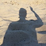 Photo taken at Beach At Suntower by Patricia C. on 8/24/2014
