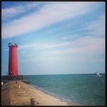 Photo taken at Sheboygan Harbor Center Marina by Rebekah M. on 7/25/2013