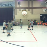 Photo taken at Frontier Elementary School by Laura C. on 1/26/2013