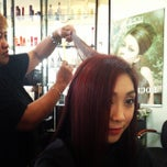 Photo taken at Envy Me Salon by Kikaymuch.Me C. on 1/21/2014
