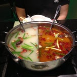 Photo taken at Little sheep mongolian hot pot by P-Dub on 12/15/2012