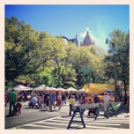 Photo taken at Columbus Ave Flea Market by Caroline D. on 9/23/2012