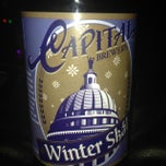 Photo taken at Brown's Beer & Brat Bar & Grill by Carrie B. on 1/2/2014