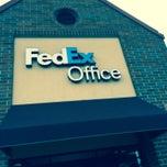 Photo taken at FedEx Office Print & Ship Center by Austin W. on 7/28/2014