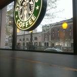 Photo taken at Starbucks by Ryan Ann on 5/9/2013