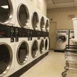Photo taken at Knollwood Laundromat by Brandon S. on 10/24/2013