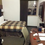 Photo taken at Club Quarters Hotel by Russ H. on 3/2/2013