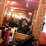 Photo taken at Serenity Salon by Mónica H. on 3/29/2014