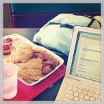 Photo taken at JJ's Fish & Chicken by Aldrich S. on 1/27/2013