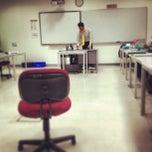 Photo taken at Sharjah womens college ( K Block ) by mryomitna on 2/27/2013