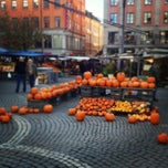 Photo taken at JC Hötorget by Patric R. on 10/26/2012