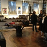 Photo taken at John Varvatos SoHo by Christos T. on 2/4/2013