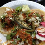 Photo taken at Ixtapa Mexican Taco Truck by Shelly O. on 10/2/2012
