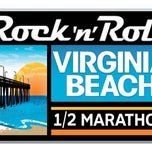 Photo taken at Rock 'n' Roll Virginia Beach Half Marathon Expo by Jen B. on 8/31/2013