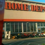 Photo taken at The Home Depot by Edwin R. on 2/18/2013