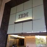 Photo taken at Plaza IBM by At M. on 4/14/2014