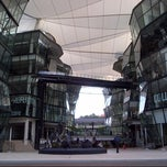 Photo taken at LASALLE College of the Arts by Yumn P. T. on 10/23/2012