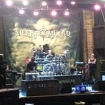 Photo taken at Mesa Theatre  Club & Lounge by Zack B. on 7/1/2014