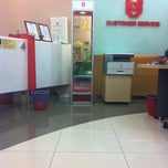 Photo taken at Public Bank by chica n. on 3/4/2013
