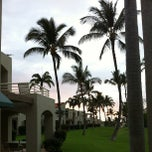 Photo taken at The Palms At Wailea by Dave B. on 12/31/2012