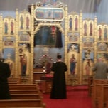 Photo taken at Ukrainian Catholic Church of Epiphany by Lesia T. on 3/7/2015