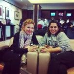 Photo taken at Lufthansa Senator Lounge by Spiros L. on 2/10/2013