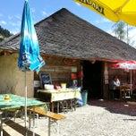 Photo taken at Moléson-sur- Gruyères by Marcelo D. on 6/15/2013
